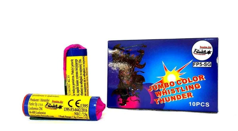 Jumbo Color Thunder 10 db