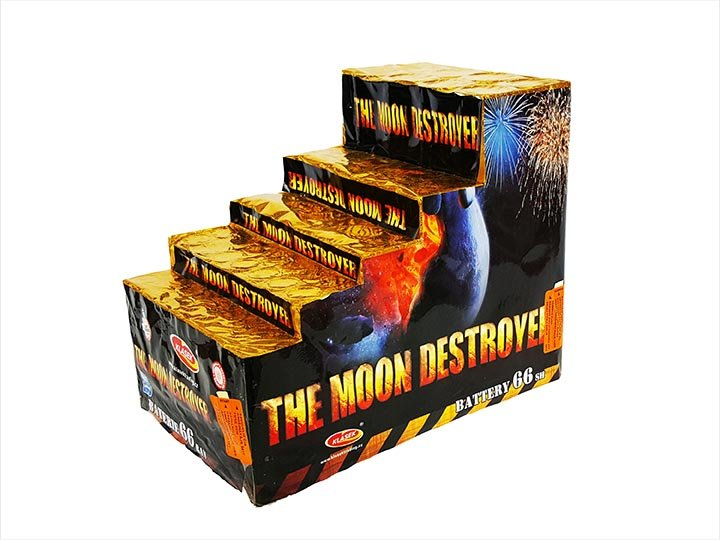 Moon Destroyer 66 lövés/ multikaliberű