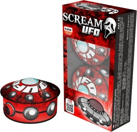Scream UFO 2db