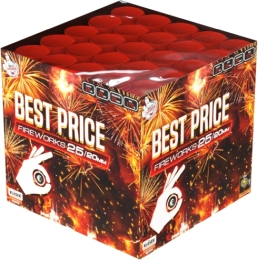 Best price Wild fire 25 lövés / 20mm