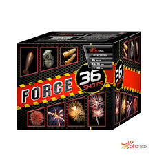 Force 36 lövés / 30mm